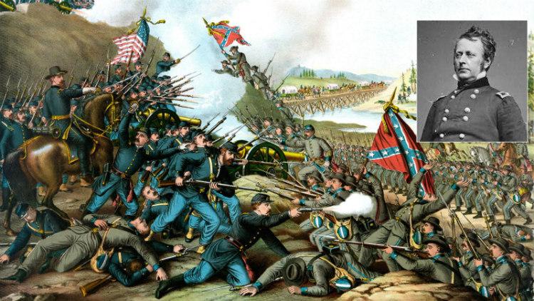 Joseph Hooker During American Civil War