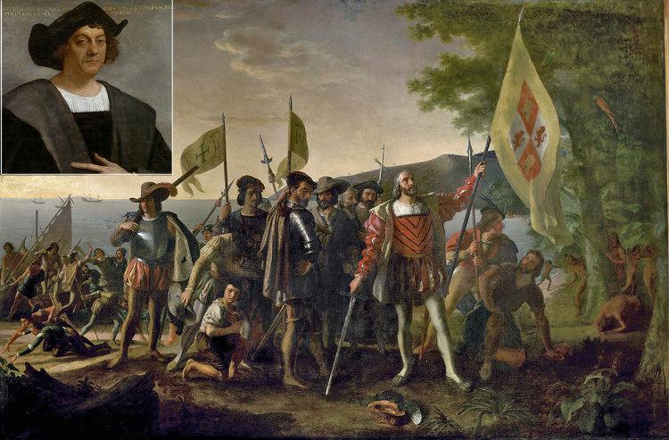 Christopher Columbus's Tyranical Rule