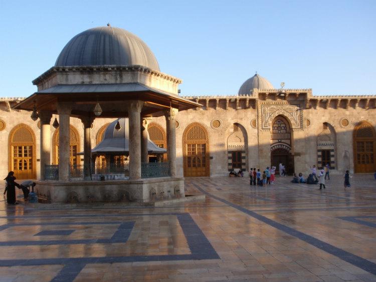 Aleppo Before Syrian Civil War