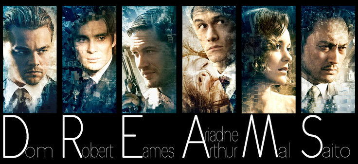 inception character names