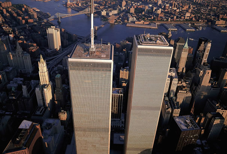 Overview of the WTC before 9/11