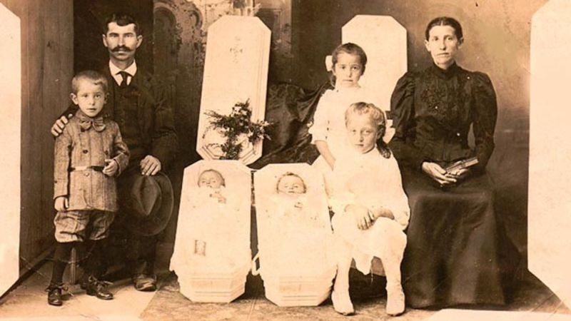 Post-Mortem Photography in Victorian Era
