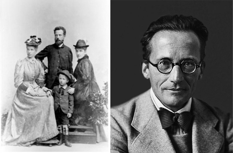 Erwin Schrodinger in Polyamory
