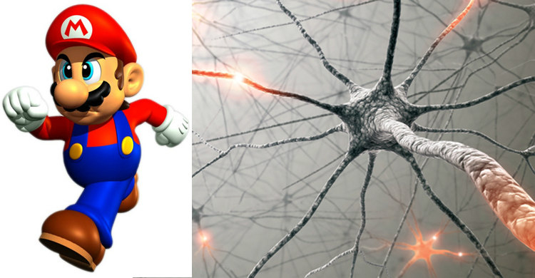 Playing Super Mario Might Improve Grey Matter