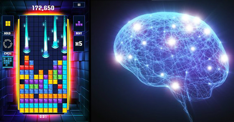 Playing Tetris Helps Prevent Traumatic Memories