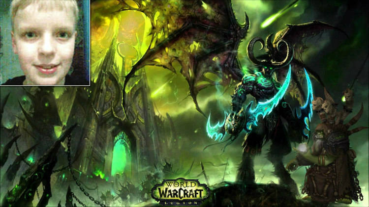Norwegian Boy Uses World of Warcraft Tactics