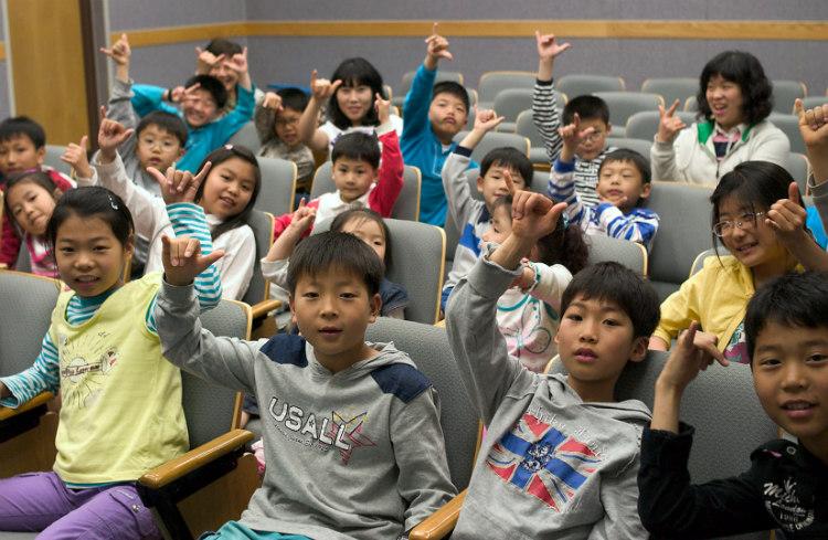 Adoption in Korea