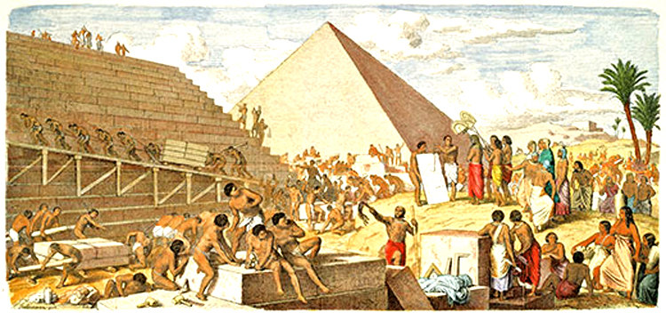 Ancient Egypt Workers