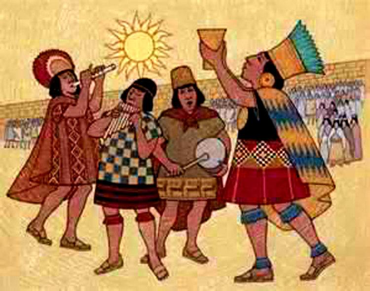 Aztecs and Incans Peanut Butter