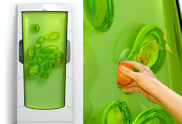Bio Robot Refrigerators