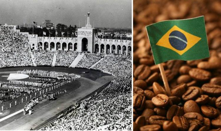 Brazil in 1932 Olympics