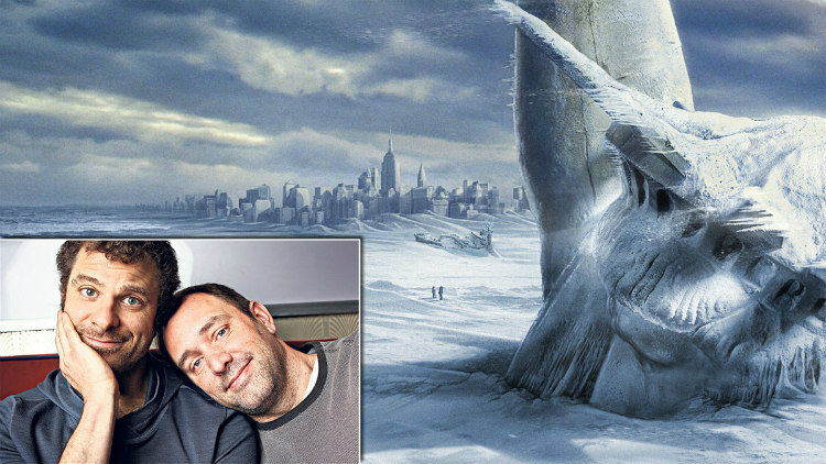 Matt Stone and Trey Parker - The Day After Tomorrow