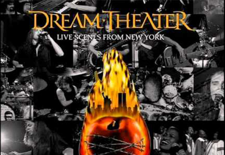 Dream Theater - New York and WTC