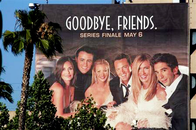 Friends Finale Episode