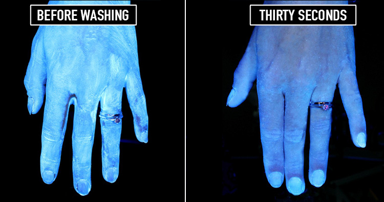 Hand-Washing Techniques