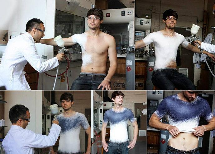 Clothes-Spray