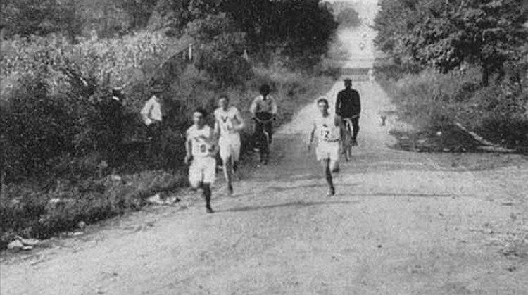 Marathon of 1904 Olympics