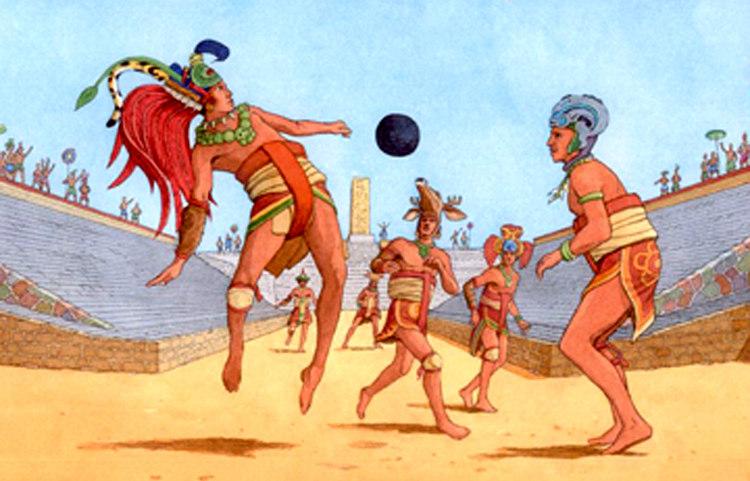 Mayan Ballgame