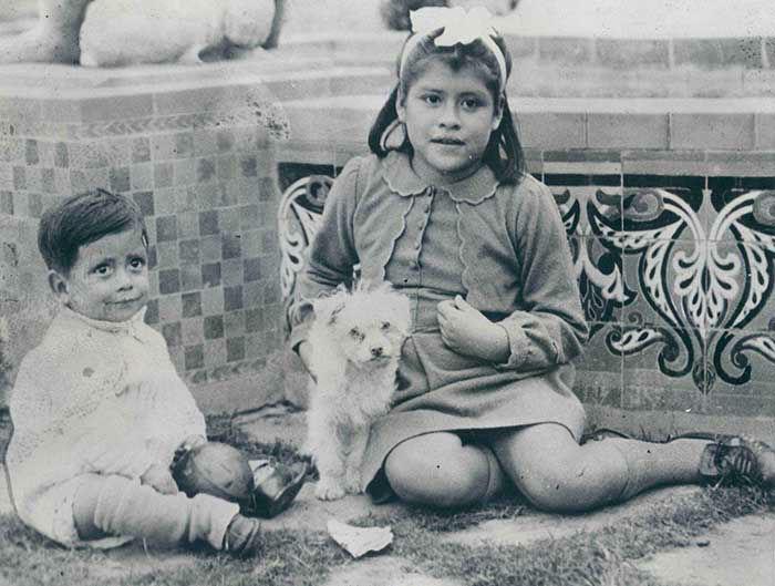 Gadis kecil Lina Medina menjadi wanita termuda dalam sejarah yang menjadi ibu