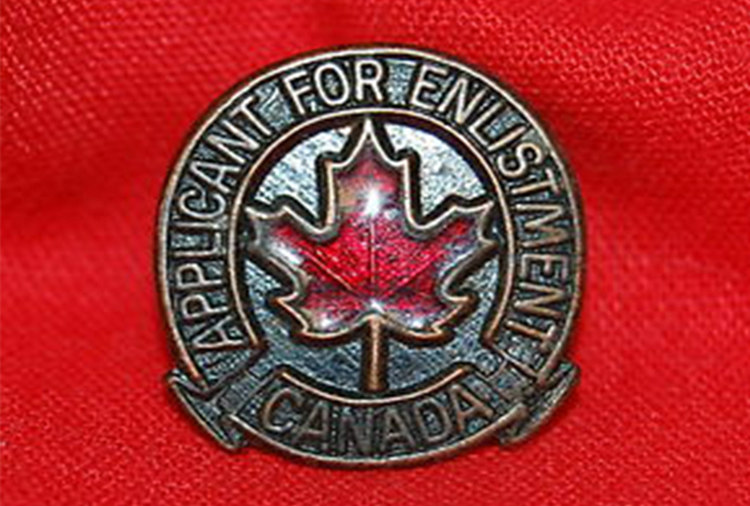 Canada WWII Buttons