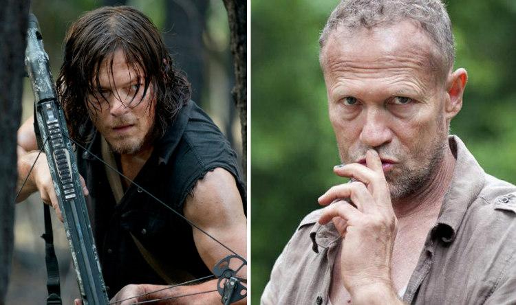 Daryl and Marle Dixons