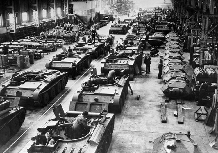German Tanks WWII