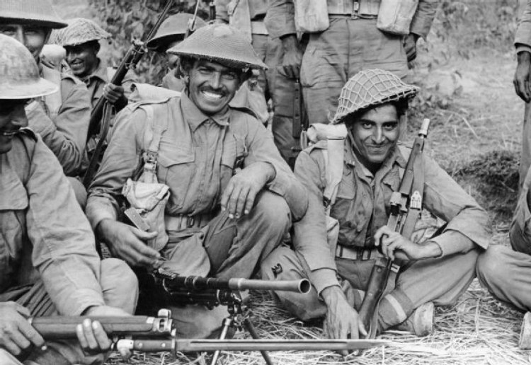 Indian Army During WWII