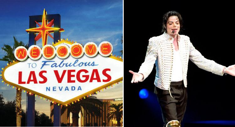 Michael Jackson and Las Vegas