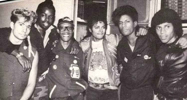 Michael Jackson's Beat It