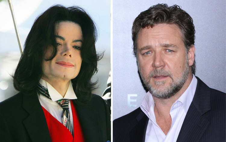 Michael Jackson's Prank Calls to Russell Crowe