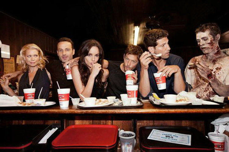 The Walking Dead - Last Supper