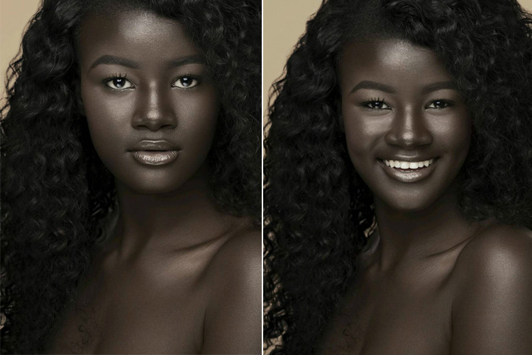 Pretty light and darkskin faces covered in cumpiliation 10