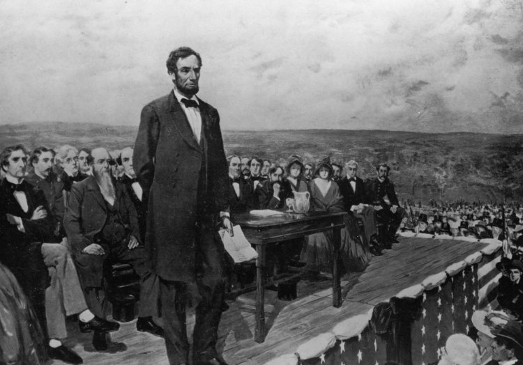 Abraham Lincoln's Lost Speech