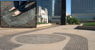 Center of the Universe tulsa