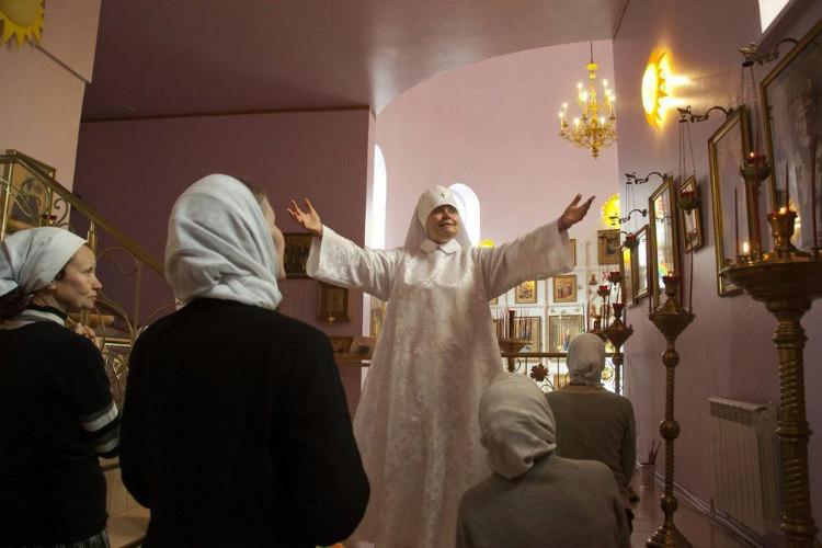 Chapel of Russia's Resurrection