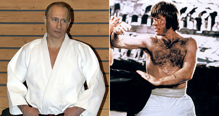 Facts about Vladimir Putin