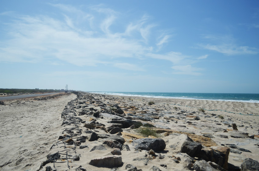 Dhanushkodi - A Ghost Town from India