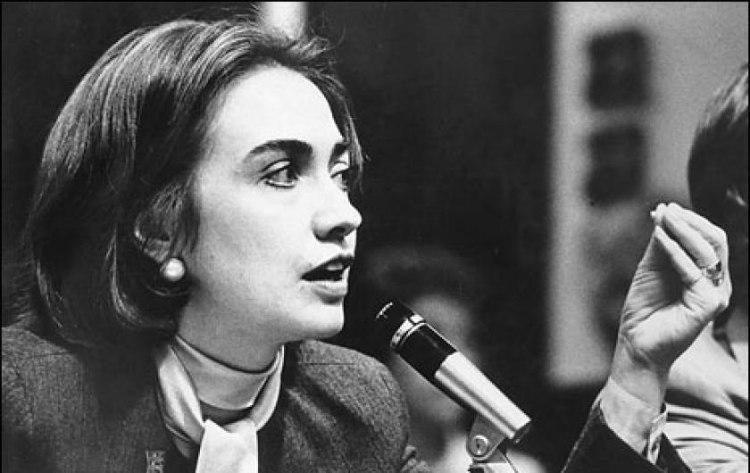 Hillary Clinton Lawyer Practice