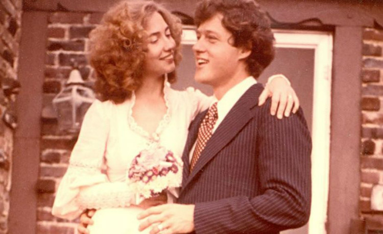 Hillary and Bill Clinton Marriage