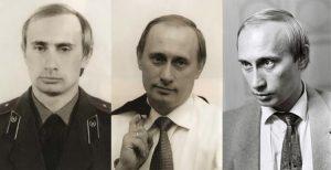 Putin as a spy