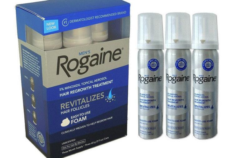 Rogaine Minoxidil