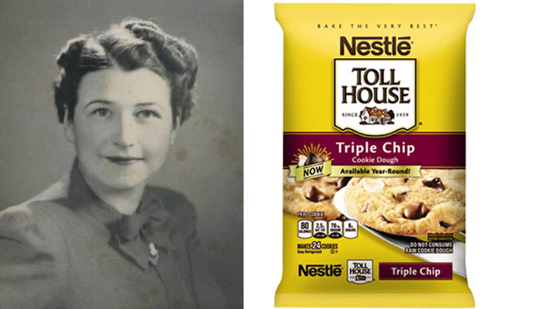 Ruth Graves Wakefield and Nestle Chocolate Chips