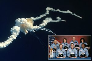 Crew of Space Shuttle Challenger