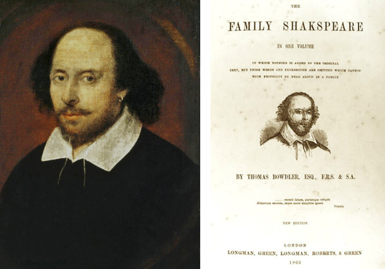 Thomas Bowdler's Shakespeare