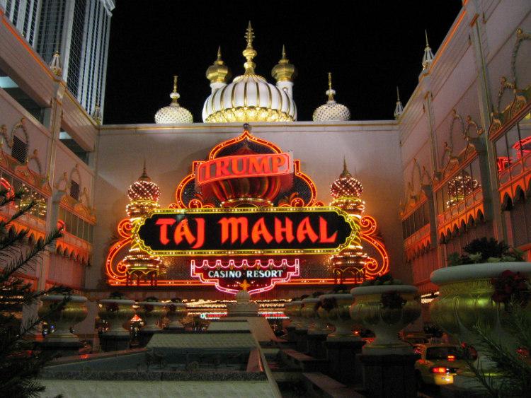 Trump Taj Mahal Atlantic City