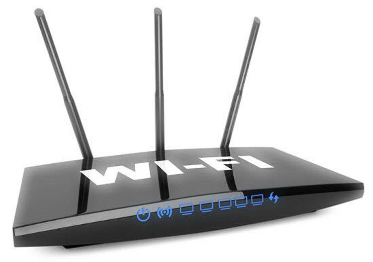 WiFi and Mini Black Holes