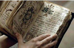 History book of Ouija