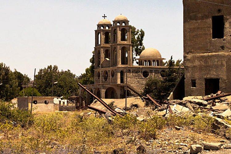 Quneitra, Syria
