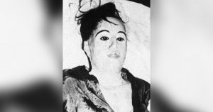 Corpse of maria Elena milagro