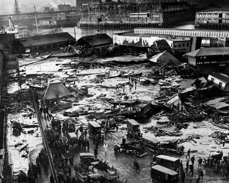 Great Boston Molasses Flood